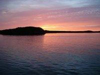 Grand Manan V Sunset