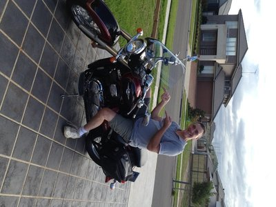 me on my bike