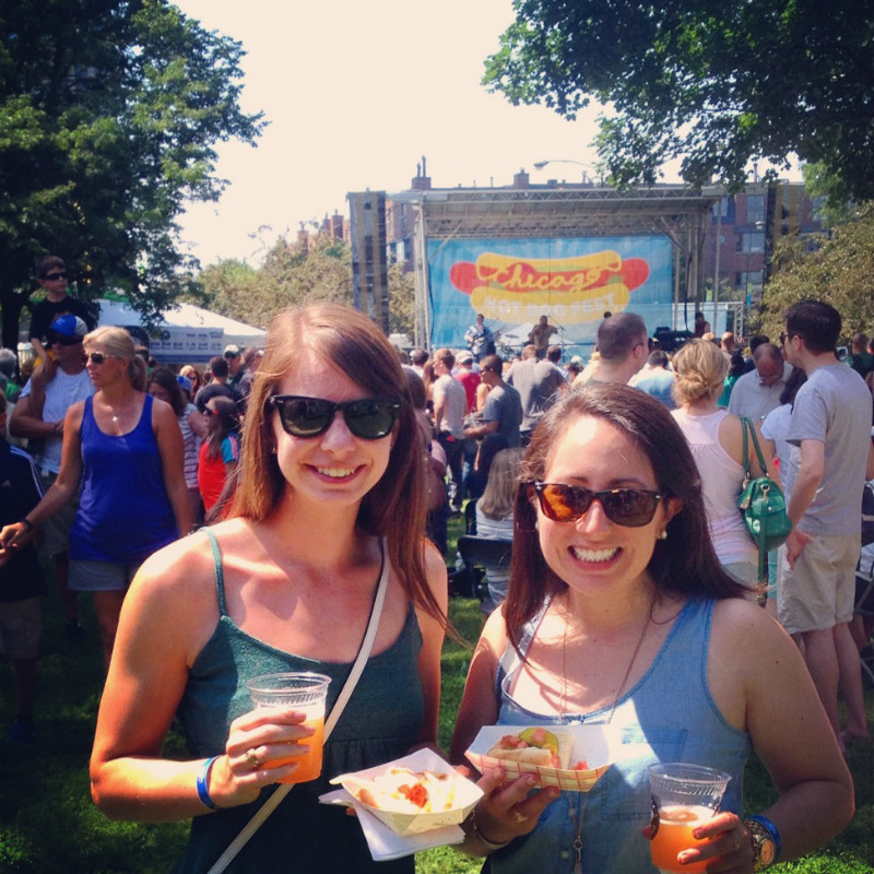 Chicago Hot Dog Festival