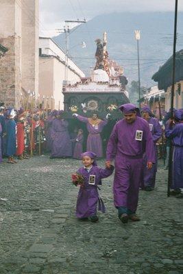 procesion de jueves santo