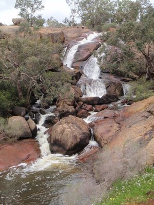National Park Falls