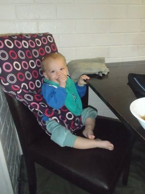 Kaden in the Totseat