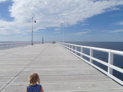 End of Busselton Jetty