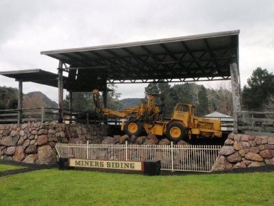 Mining momument