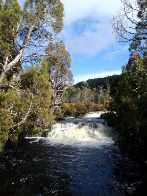 Waterfall at start of Enchanted Walk