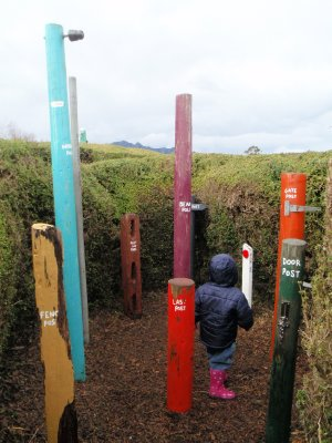 Posts and poles