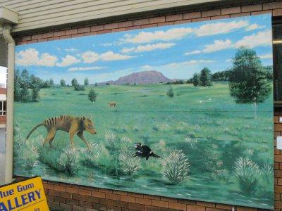 Sheffield mural