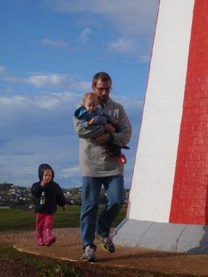 Mersey Bluff lighthouse