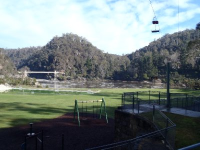 First Basin Cataract Gorge