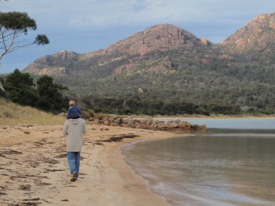 Richardsons Beach / Great Oyster Bay Walk