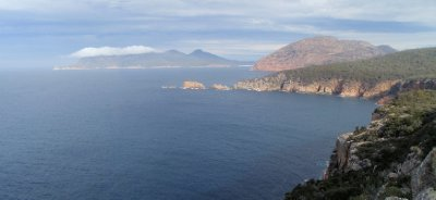 View from Cape Tourville