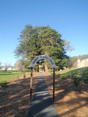 Soldiers Memorial Avenue