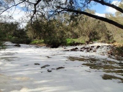 Syds rapids