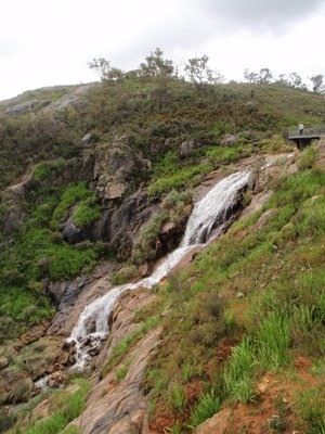 Top section of Lesmurdie Falls