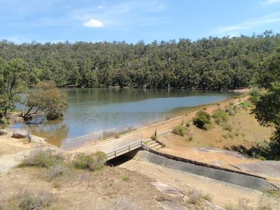Glen Brook Dam
