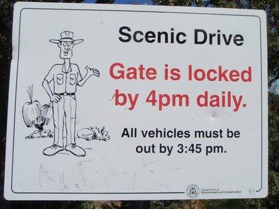 Gate deadline...