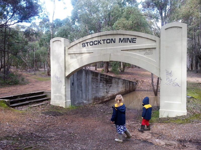 Stockton mine