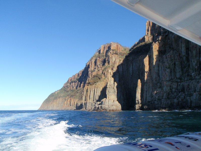 Bruny Island Cliffs