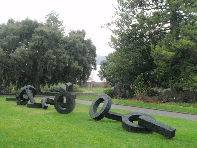 Another strange sculpture