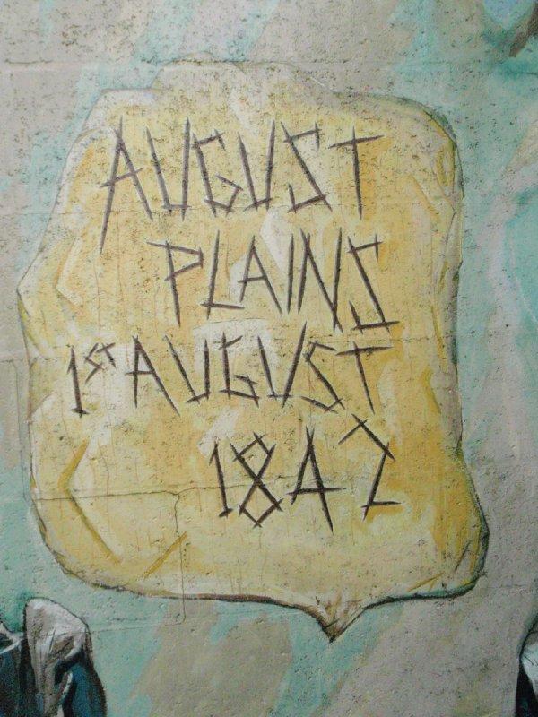 August Plains 1842