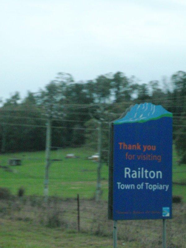 Railton sign