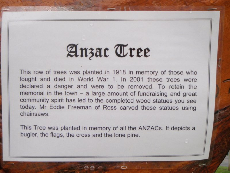 ANZAC Tree