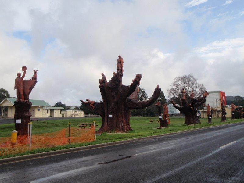 Legerwood Woodcarvings