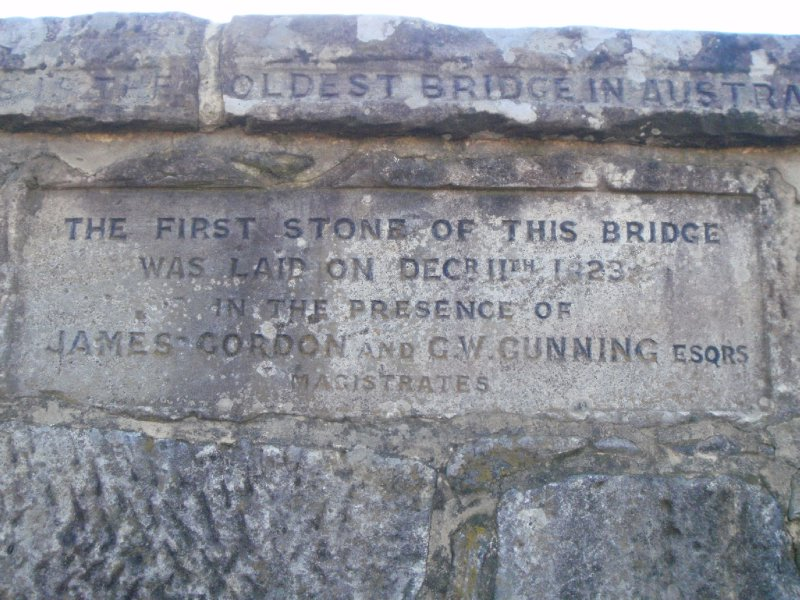 Richmond Bridge Engraving