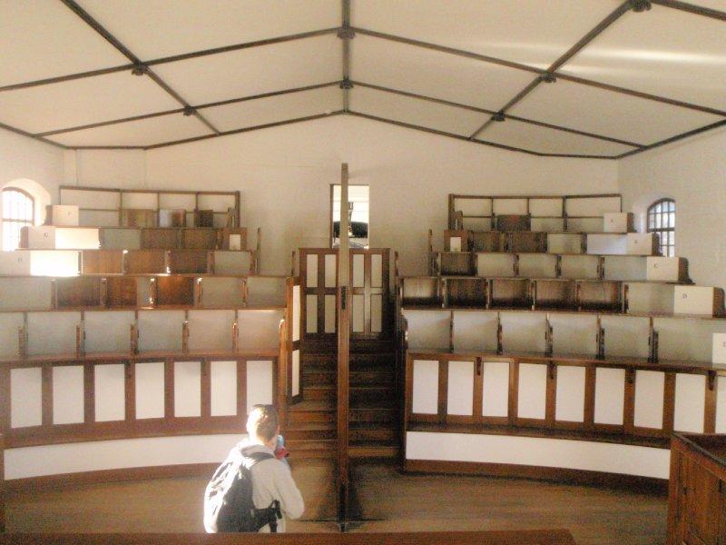 Separate Prison Chapel