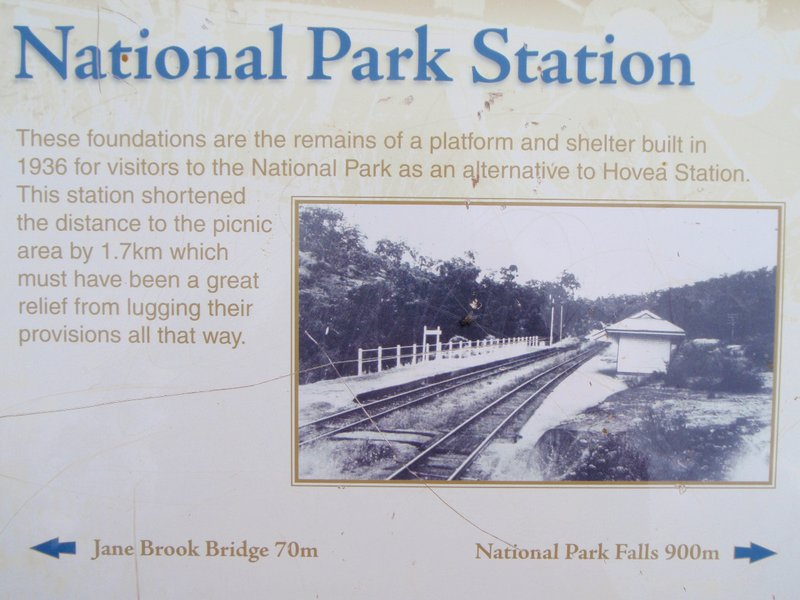 National Park Station