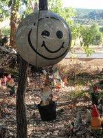 Hot air ballooning gnomes