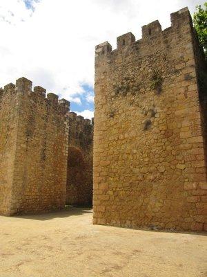 Lagos Portugal - Old City Walls