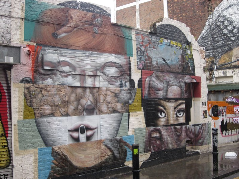 Alternative London - Street Art