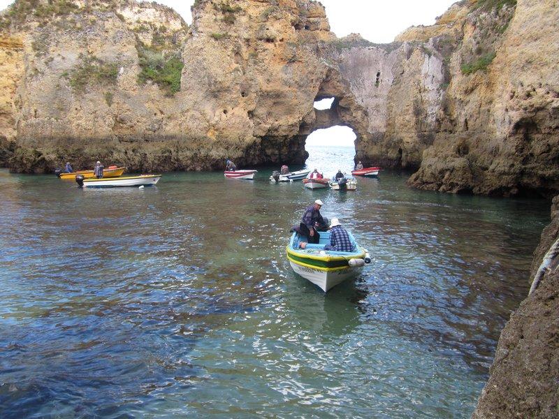Lagos Portugal - Grottos