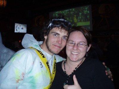 Dan and I