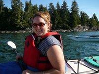 Kayaking in Tofino