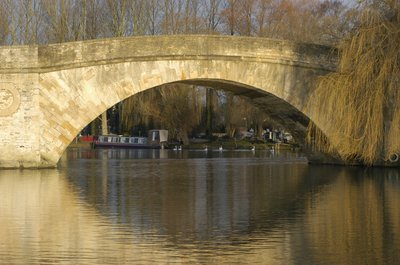 The Bridge at Lechlade