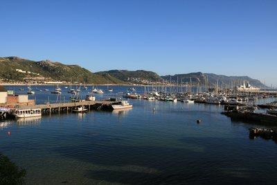 Simonstown port