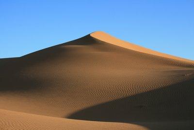 Imposing dune