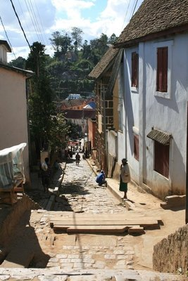 Haute Ville, Fianarantsoa