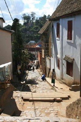 Haute Ville, Fianarantsoa