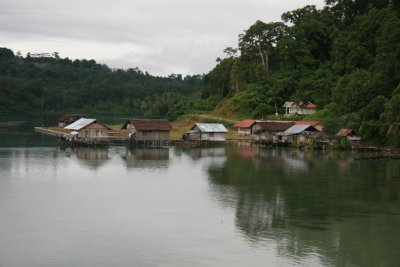 Sawai fishing village