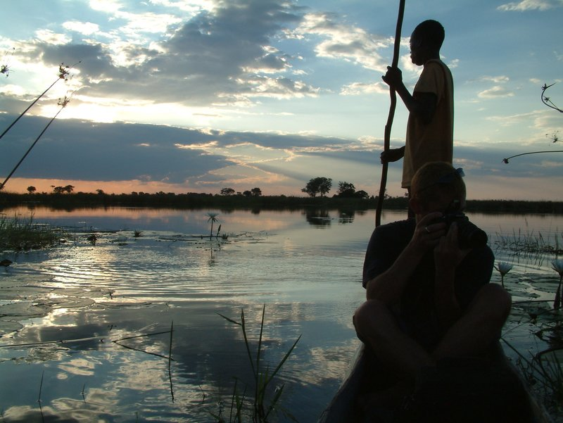 Okovanga Delta