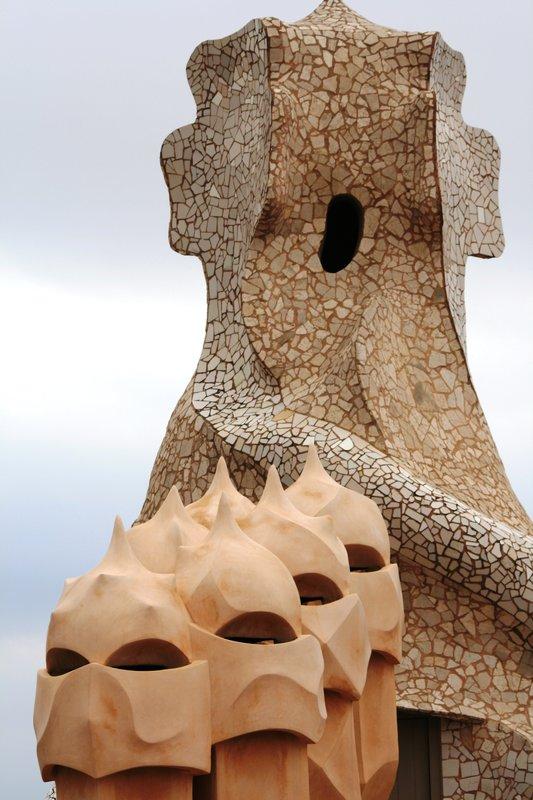 Gaudi, La Pedrera