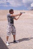 USA - NLE - Day 3 - Las Vegas - Desert Shooting (264)