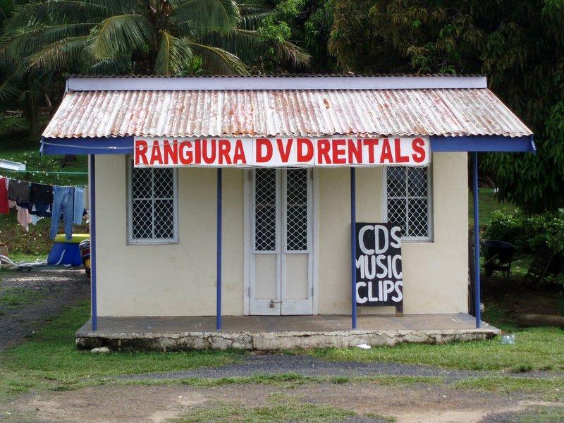 Raratonga Blockbusters