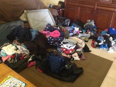 so many clothes!!