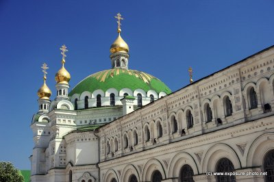 According to the Primary Chronicle, in the early 11th century, Antony, a Greek Orthodox monk from Esphigmenon monastery on Mount Athos, originally from Liubech of the Principality of Chernigov, returned to Rus' and settled in Kiev as a missionary of monas