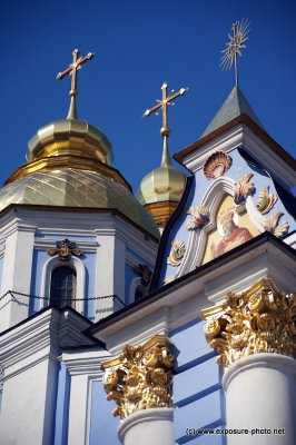 After the Soviet seizure of power the monastery was closed, and in 1936 the main church was demolished by the authorities. Before the church's demolition, some of its art works were removed and deposited in the Tretiakov Gallery in Moscow or stored at the