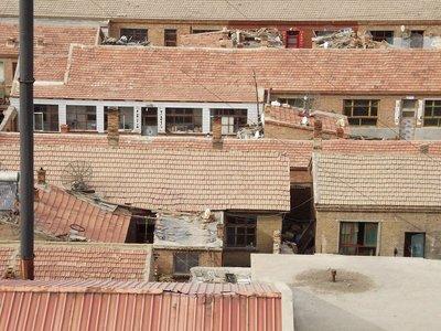 Little Chinese neighbourhood